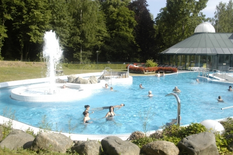 Wellness thermal bath week